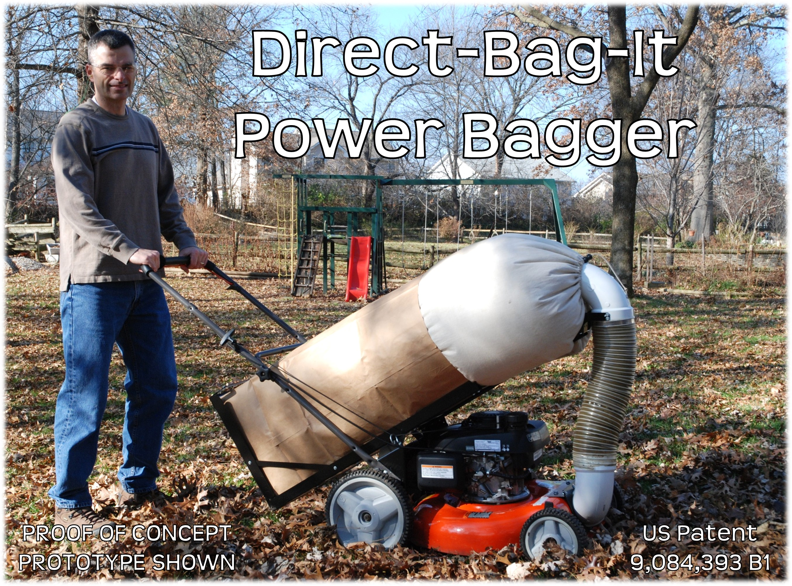 Direct Bag It Bagger